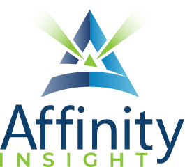 Affinity Insight Logo - square stacked