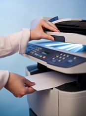 Multi-function copier meets Symphony Profiler