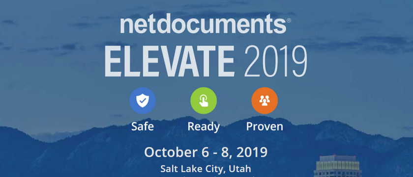 Join Affinity at Elevate 2019