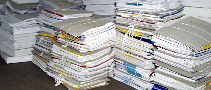 Less Paper equals More Productivity