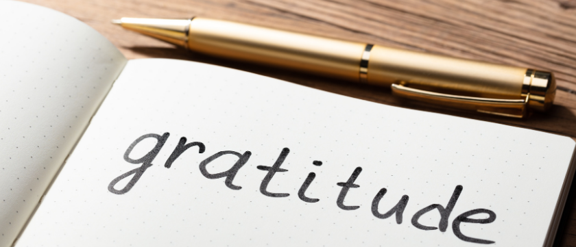 With gratitude Comes Happiness | Legal Practice Management
